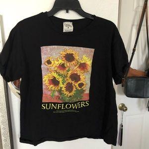 Sunflowers Tee Shirt